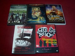 PROMO  5 DVD ° POUR 10 EUROS °  LOT  60 16 08 - Sci-Fi, Fantasy