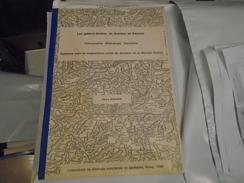 LES GABBRO-DIORITES DU DOMAINE DE BOUSSAC  Pétrographie Minéralogie Géochimie Magmatisme Acide Domaine La Marche-Guéret - Sciences
