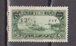 SYRIE         N°  YVERT  :    185      NEUF AVEC  CHARNIERES      ( Ch 1843  ) - Syrie (1919-1945)