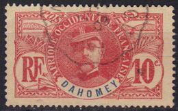 Dahomey N° 22 - Usados