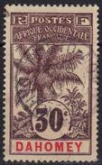 Dahomey N° 25 - Gebraucht