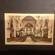 CP. 2069. Bernay. Églises Sainte Croix - Bessines Sur Gartempe