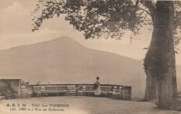 G129 - 74 - LES VOIRONS - Haute-Savoie - - A.B.E.M. - Vue De Ballaison - Autres Communes