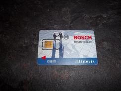 ANCIENNE CARTE GSM SIM BOSCH ITINERIS B.E !!! - France
