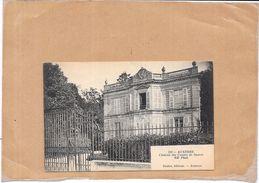 AUXERRE - 89 - Le Chateau Des Comtes De Sparre - TON3 - - Auxerre