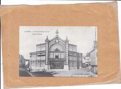 AUXERRE - 89 - Le Nouveau Marché Couvert - Façade Principale - TON3 - - Auxerre