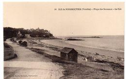Vendée - ILE DE NOIRMOUTIER - Plage Des Souzeaux - Le Cob - Ed. Martin Bertrand - Ile De Noirmoutier