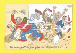 Buvard CEPEVIT K Illustré Par DUBOUT , Tu Peux Y Aller ! J'ai Pris Du  Cépevit K - Produits Pharmaceutiques