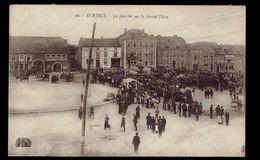 Bertrix Le Marché Sur La Grand'Place - Bertrix
