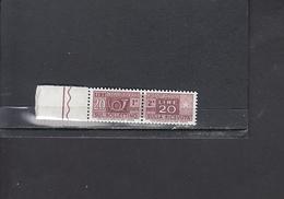 ITALIA  1955-79 - Sassone  104** - Postal Parcels