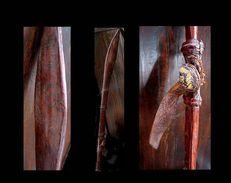 Ancien Sabre De Danse Touareg  / Old Tuareg Dance Saber - Art Africain