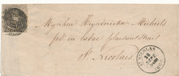 ST. NICOLAS - 1860 - Belgien