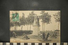 CP, 41, Vendôme (Loir-et-Cher) Monument Commémoratif, 1870-1871 - Vendome