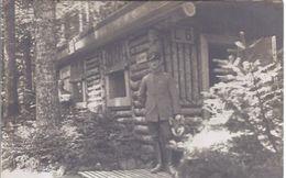 Blockhaus Im Felde      **Militär Alb 1** - Weltkrieg 1914-18