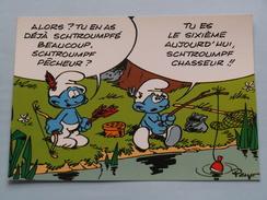 SCHTROUMPFS Série 457/5 - Anno 1981 ( Zie/voir Foto Voor Details ) Ed. Lyna Paris ! - Bandes Dessinées