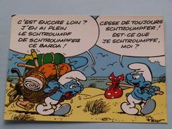 SCHTROUMPFS Série 457/1 - Anno 1981 ( Zie/voir Foto Voor Details ) Ed. Lyna Paris ! - Bandes Dessinées
