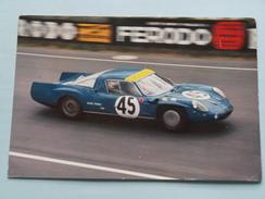 ALPINE RENAULT A 210 ( 45 ) Voitures De Course ( 6 ) Photo Sports Autos D.P.P.I. ( Zie/voir Foto Voor Details ) ! - Cartes Postales