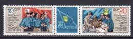 DDR   2609 - 2610  **  Postfrisch - Neufs