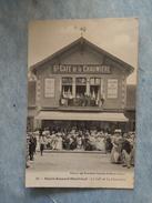 SAINT AMAND MONTROND - LE CAFÉ DE LA CHAUMIÈRE - 18 - Saint-Amand-Montrond