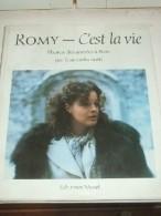 Romy - C'est La Vie. Photos Des Années à Paris. Avec Une Préface De Michel Piccoli Et Un Essai De Jean - Francois Jos... - Livres, BD, Revues