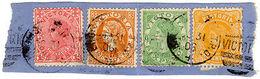 (I.B) Australia Postal : Victoria 1/10d (English Mail TPO) - Australia