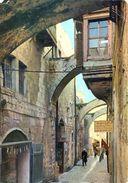 Jordanie - 1984 - Via Dolorosa - Jerusalem - Holy Views Jérusalem - 54 - Ecrite, Timbrée - 2656 - Jordania