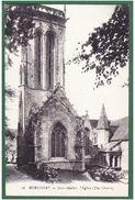 PLOUNEVEZ-DU-FAOU 29 - Eglise De Saint-Herbot - Plonevez-du-Faou