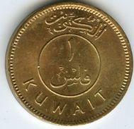 Koweït Kuwait 1 Fils 1983 - 1403 KM 9 - Kuwait