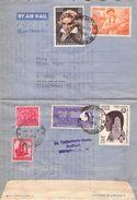 INDIA - AIR MAIL 1972 -> KÖLN/GERMANY - Airmail