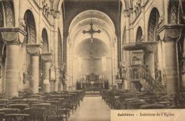 BELGIQUE - NAMUR - SALZINNES - Intérieur De L'Eglise. - Namur