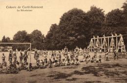 BELGIQUE - BRABANT WALLON - CHASTRE - CORTIL-NOIRMONT - Colonie - La Récréation - Chastre