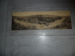 Hastière   Double Carte - Panorama - Hastière