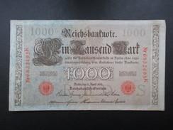 BILLET REICHSBANKNOTE (V1719) 1000 EINTAUSEND MARK (2 Vues) BERLIN 21/04/1910 - [ 2] 1871-1918 : German Empire