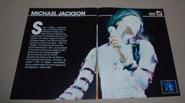 Article De 1988 Sur Michael Jackson Sur 7 Pages - Personalità