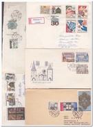Tsjechoslowakije, 29 Envelopes - Postwaardestukken