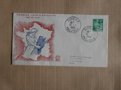 FDC  12/01/1959 - FDC