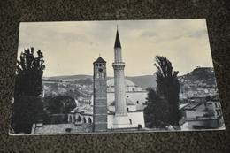 19- Sarajevo, Mosque  - 1961 - Islam