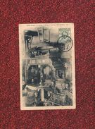1908 HONG KONG Intérieur D' Un Temple  Chinese Temple - Cina (Hong Kong)