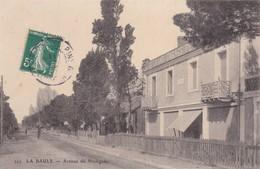 La Baule ( 44 Loire Atlantique )  Avenue Du Pouliguen - La Baule-Escoublac