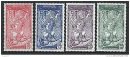 "Khmere Aerien YT 28 à 31 (PA) "" Garuda "" 1973 Neuf** - Cambodge"