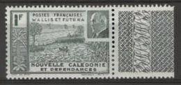 90/91 - MNH Neuf Luxe ** Wallis Et Futuna - BDF Droit - Wallis-Et-Futuna