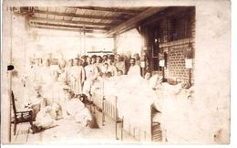 Lazarettaufnahme Mit Personal     **Militär Alb 1-115** - War 1914-18