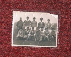 17  PONS  PHOTO  EQUIPE DE FOOT 1947 - Pons
