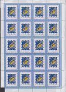 Belgie 2001 Belgica / 500J Europese Post Vignet (VI002) - Non Classés