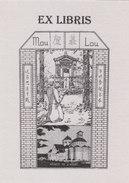 EX LIBRIS BOOKPLATE N 14° - Ex Libris