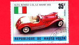 ALTO VOLTA - Usato - 1975 - Automobili - Alfa Romeo 2.3 L Le Mans (1931) - Car - 35 - Upper Volta (1958-1984)