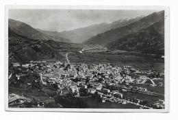 SONDRIO PANORAMA VIAGGIATA 1935 FP - Sondrio