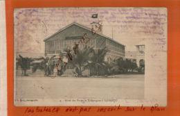 CPA  DJIBOUTI  Hotel Des Postes Et Télégraphes       NOV  2017 465 - Gibuti