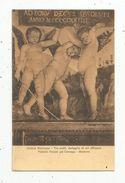 Cp , Anges, Peinture & Tableaux , Andrea MANTEGNA , Tre Putti , Dettaglio Di Un Affresco Palazzo Ducale Gia Gonzaga - Anges