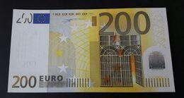 AUSTRIA 200 Euro 2002 Duisenberg  Letter N UNC Print Code G001 F4 N00841792503 - EURO